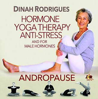 BOOK HORMONE YOGA THERAPY FOR ANDROPAUSE