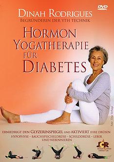 DVD HORMON-YOGATHERAPIE  FÜR DIABETES