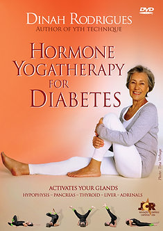 DVD HORMONE YOGA THERAPY FOR DIABETES