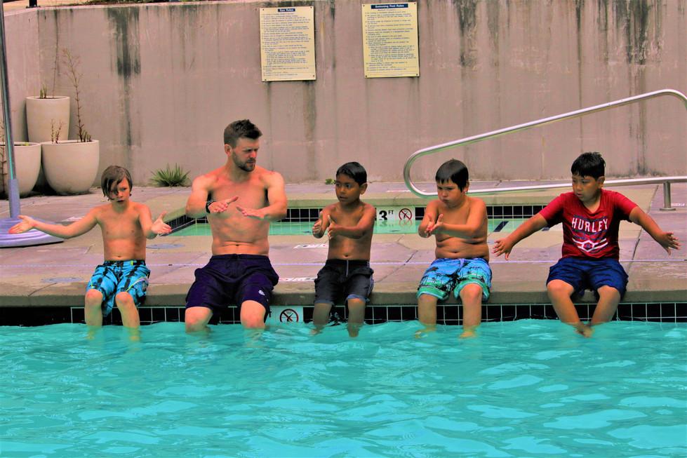 Swim Safety Academy