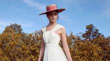 Vestidos de novia inspirados en la libertad y el espíritu primaveral, la colección de María Gadea