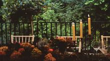 Bodas íntimas en jardines con encanto, Cuentos del Agua