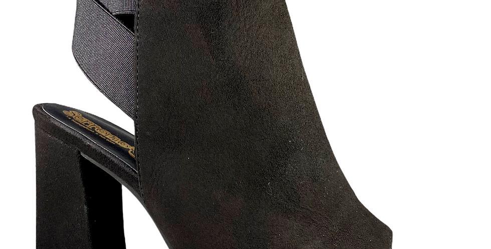 Zapato Tacón Ancho - 1651