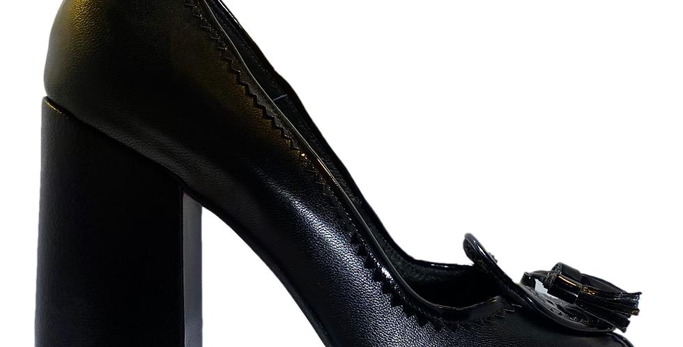 Zapato Tacón Ancho - 6680