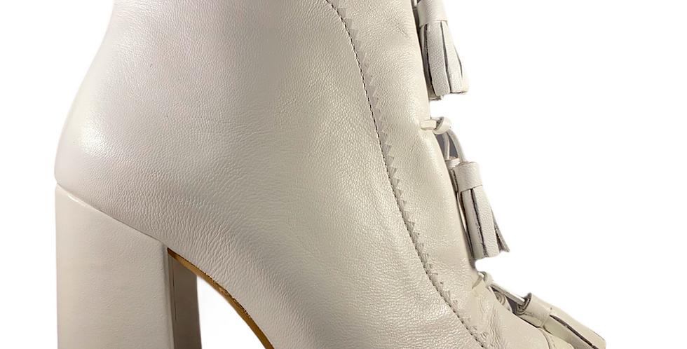 Zapato Tacón Ancho - 6681-2
