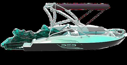 WAVEBOAT 525 WAKE CRUISER