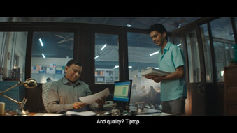 Tally | Commercial