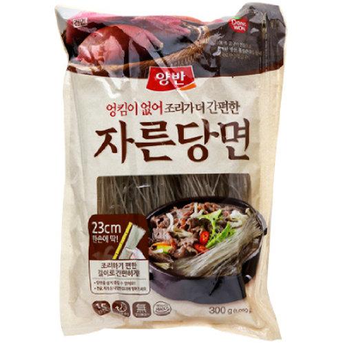 300g 동원 양반 자른당면/ Dried Sweet Potato Noodle