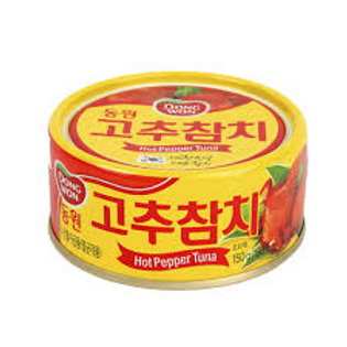 150g 동원고추 참치 / Tuna With Hot Pepper Sauce