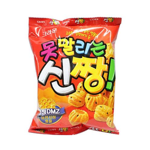 120g 크리운 못말리는 신짱/ Shinjjang Honeycomb Chips