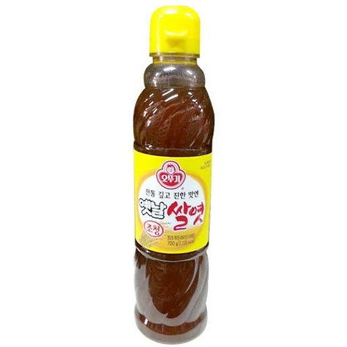 쌀엿 Korean Rice Syrup 700g