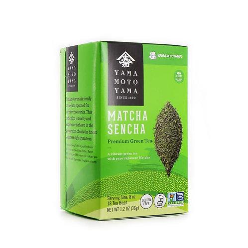 Matcha Sencha Premium Green Tea 36g