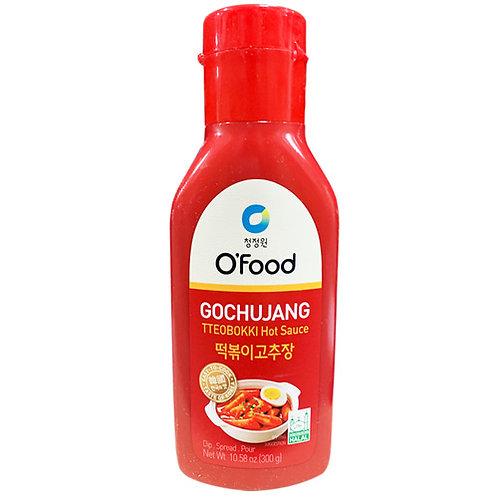 300g 떡볶이 고추장/Tteokbokki Gochujang Hot Sauce