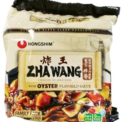 굴 짜왕/ Zha Wang With Oyster Sauce