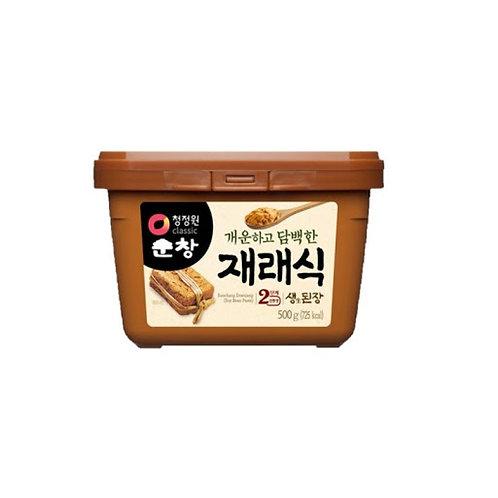 500g 순창 재래식 된장/ SoonChang Soy Bean Paste