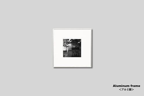 フランス,パリの街並み,インテリア,写真,建築物,窓,モノクロ,正方形,壁掛け,額入り,インテリアフォト,アート,額装,オリジナルプリント,アートフレーム,フォトフレーム,おしゃれ,モダン,プレゼント,壁飾り,装飾,ウォールアート,新築祝い