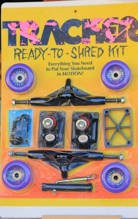 TRACKER- Ready to shred Kit