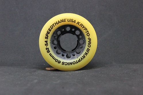 Set of 4 Kriptonics Speedthane  Wheels
