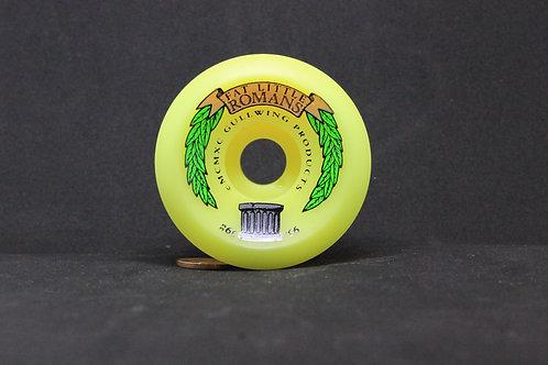 Set of 4 Gullwing Fat Little Romans Wheels