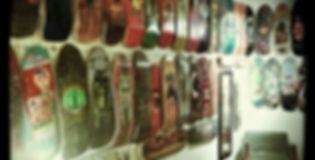 Vintage decks