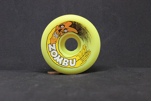 Set of 4 Alva Zorlac Zombu Wheels