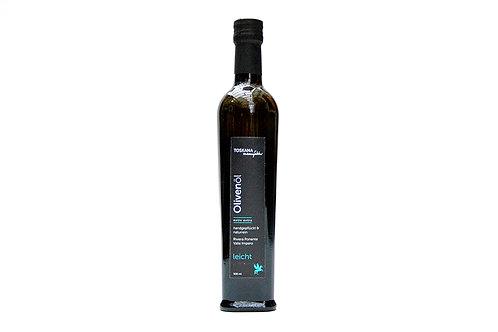 Olivenöl aus Ligurien - leicht