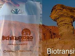 Ischigualasto Bolsa biodegadable y compostable
