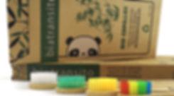 Cepillos de Dients de Bambu