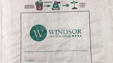 Hotel Windsor Bag Biodegradable