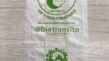 Bolsa Bio 40cm x 50cm 30 micrones