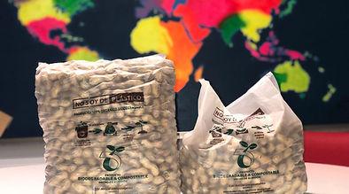 Bolsas Biodegradables & Compostables
