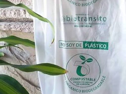 Bolsas Biodegradables y Compostables 60x90 Biotransito