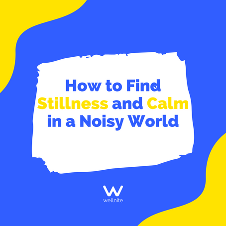 Five Ways to Find Peace and Calm in a Busy World