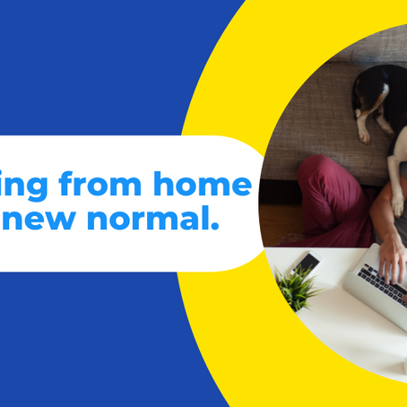 Working Remotely is The New Normal