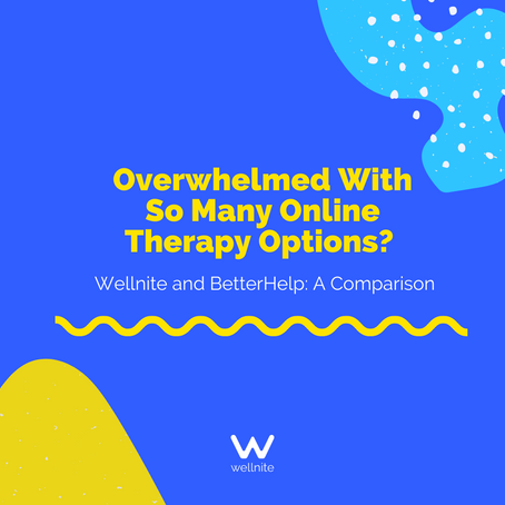 Overwhelmed With So Many Online Therapy Options?