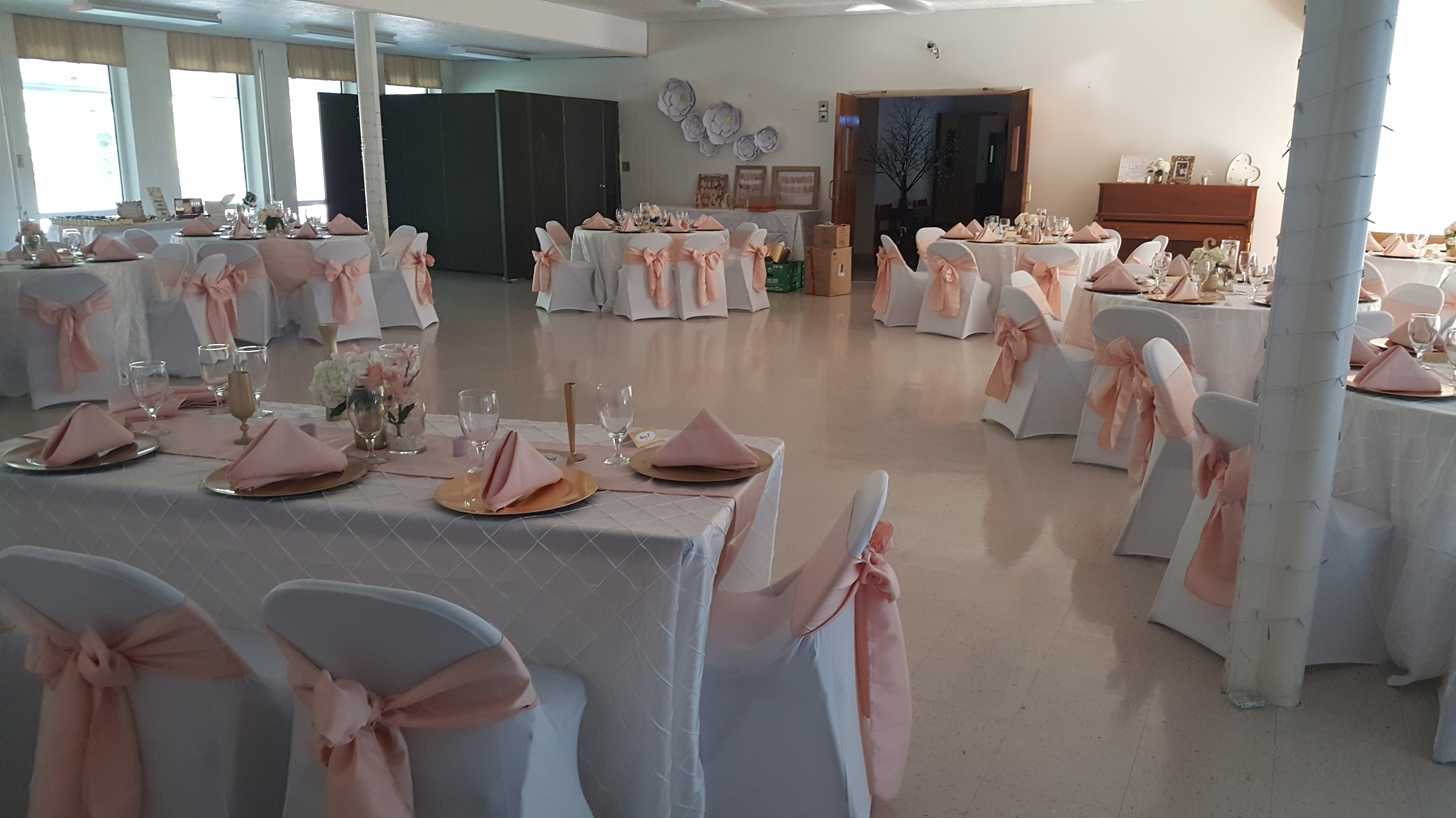 Special Events/ Receptions