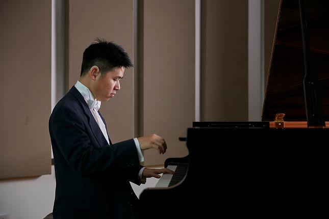 Azariah Tan, Pianist