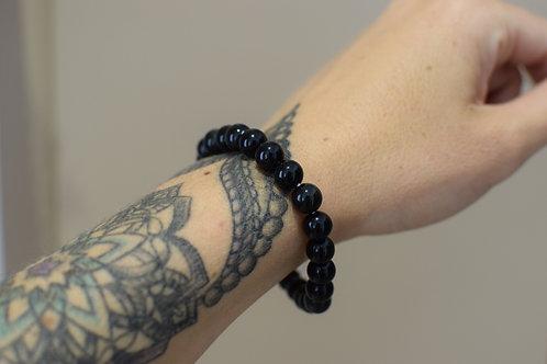 Obsidienne noire - Protection spirituelle
