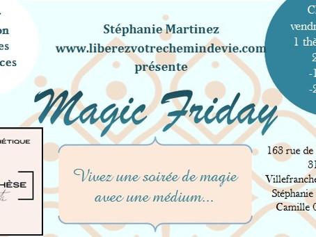 Evénement : Magic Friday