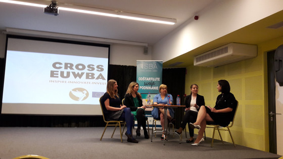 Women in the startup business - summary of our event
