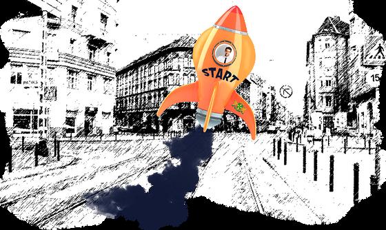 Startup ötletverseny - Vállalkozz Józsefváros