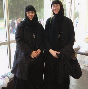 Two Nuns Walked Onto an Alpaca Farm...