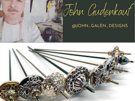 Meet the Maker - John Gudenkauf of John Galen Designs