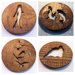 Assorted Custom Coasters