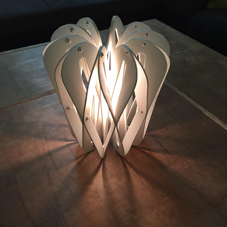 Radial Lamp