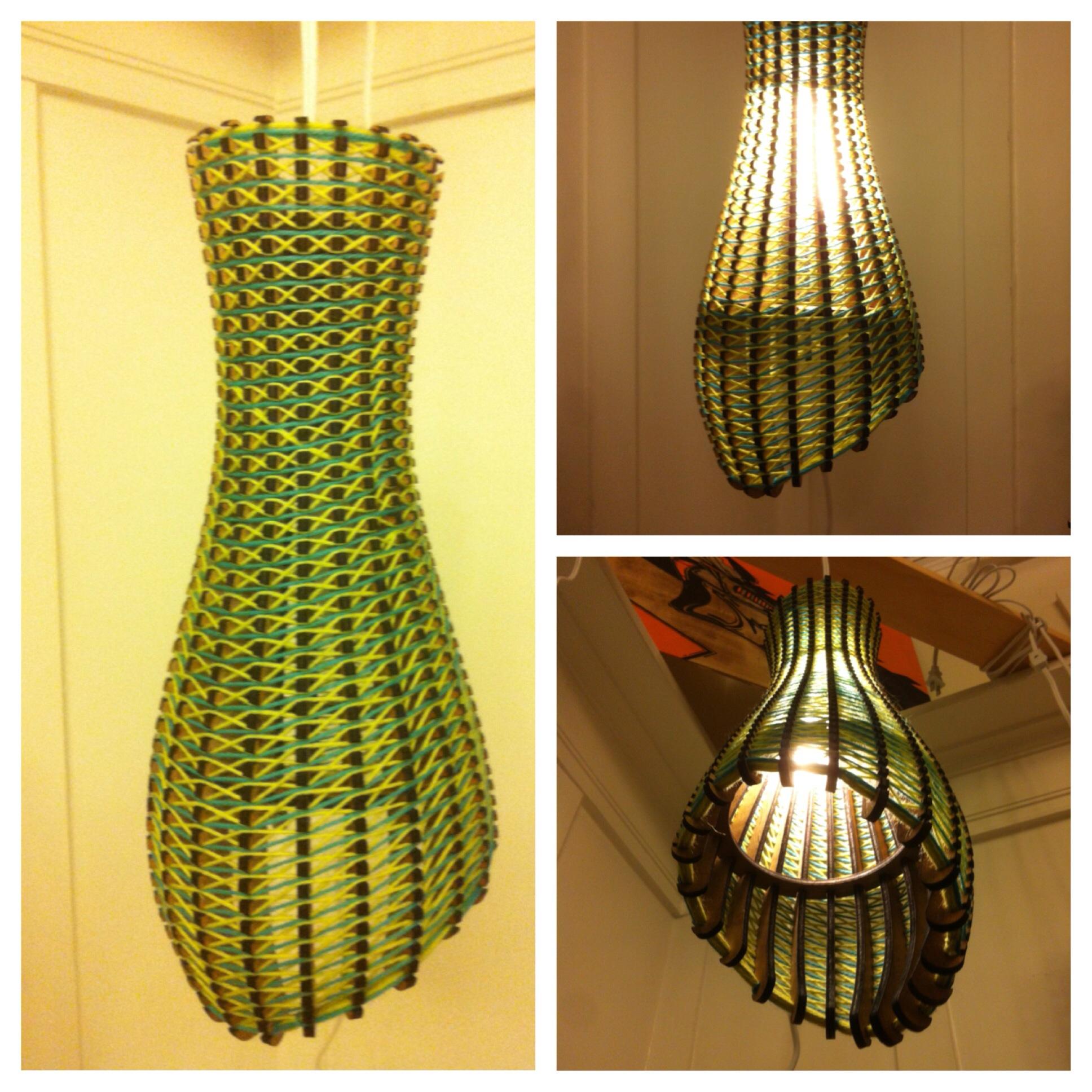 Loom Lamp 01
