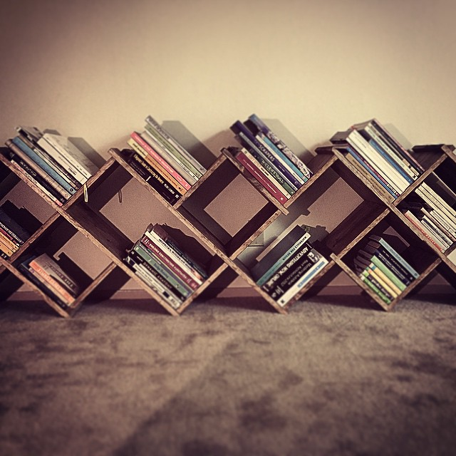 PF Interlocking Bookshelf