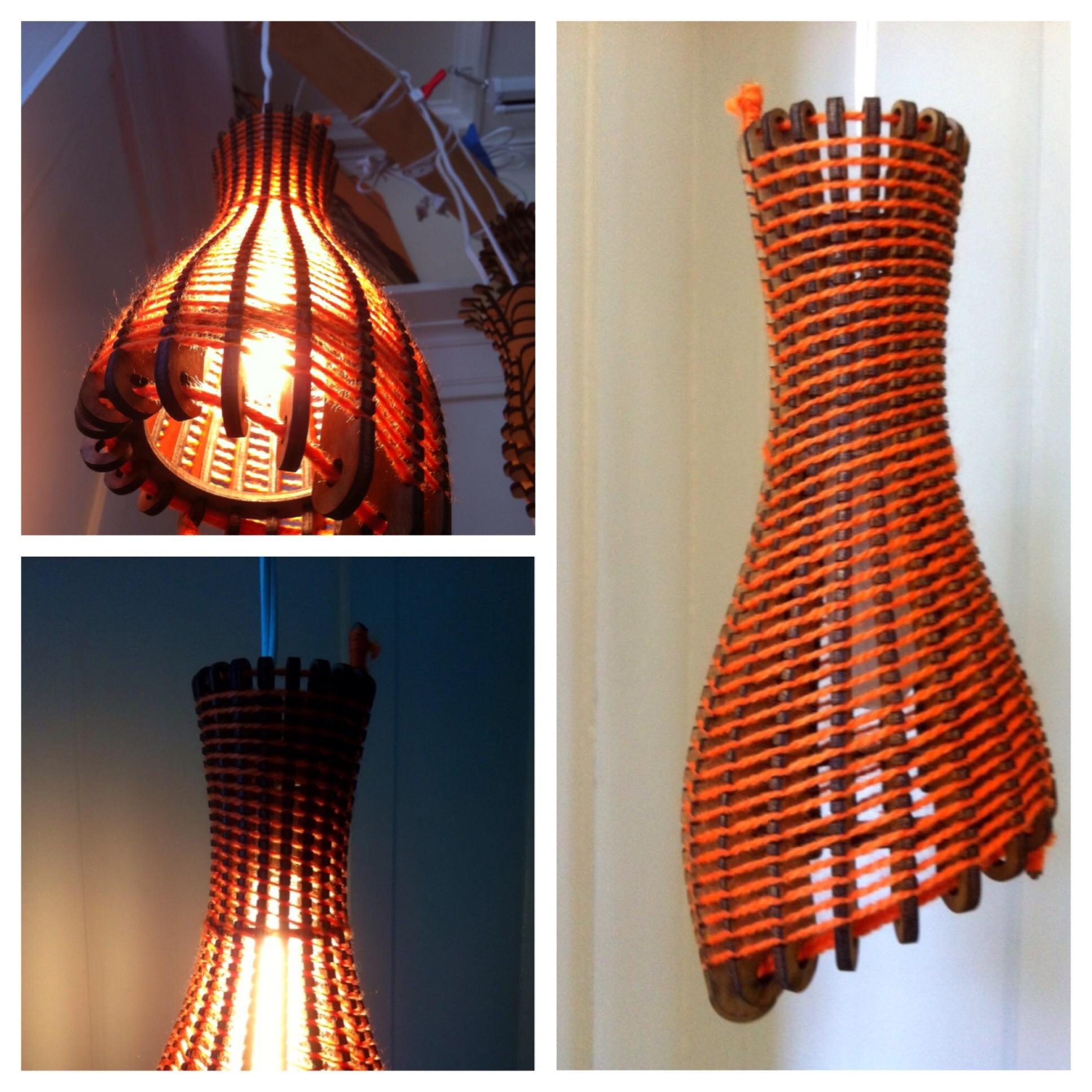 Loom Lamp 03