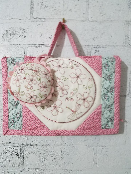 Spring Stitching Pouch