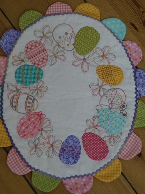 Easter Table Mat